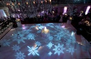 Winter Wonderland Theme Wedding Planning Inspiration